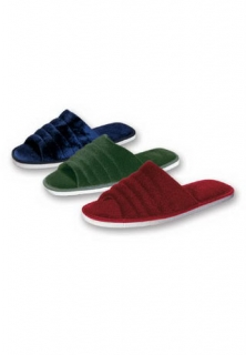 FASHY Туфли Mens Velour Home Slipper 41-46 (24)