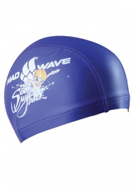 Mad Wave Шапочка C my back Printed PU Coated