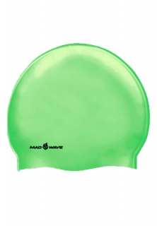 Mad Wave Шапочка Neon Silicone Solid