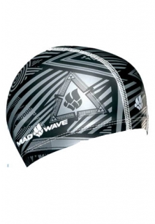 Mad Wave Шапочка PU Coated STRIPES