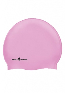 Mad Wave Шапочка Pastel Silicone Solid