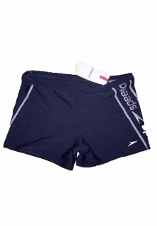 SPEEDO Raise 2 ASHT AM Navy white плавки мужские
