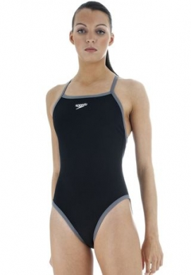 SPEEDO Crossback Reversible Drag Suit купальник женский
