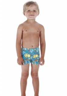 SPEEDO Imp allover aquashort плавки детские