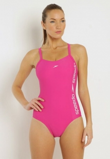 SPEEDO Liquid Win Thin Strap Muscleback купальник женский