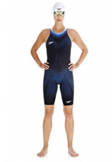 SPEEDO Super Elite Recordbreaker Closed Back Kneeskin костюм женский для плавания