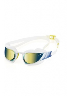 SPEEDO Fastskin3 elite goggle mirror очки  для плавания