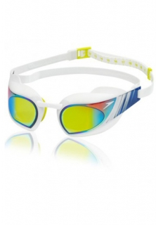 SPEEDO Fastskin3 super elite goggle mirror очки  для плавания